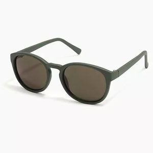 J Crew Round Frame Sunglasses Men